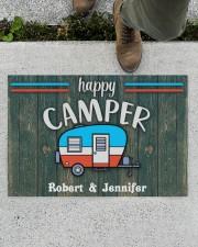 "Happy Camper HN010505NA Doormat 34"" x 23"" aos-doormat-34-x-23-lifestyle-front-01"