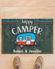 "Happy Camper HN010505NA Doormat 34"" x 23"" aos-doormat-34-x-23-lifestyle-front-02"