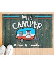 "Happy Camper HN010505NA Doormat 34"" x 23"" aos-doormat-34-x-23-lifestyle-front-03"