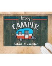 "Happy Camper HN010505NA Doormat 34"" x 23"" aos-doormat-34-x-23-lifestyle-front-05"