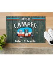 "Happy Camper HN010505NA Doormat 34"" x 23"" aos-doormat-34-x-23-lifestyle-front-12"