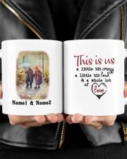 This Is Us DD011404MA Customize Name Mug ceramic-mug-lifestyle-24