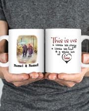 This Is Us DD011404MA Customize Name Mug ceramic-mug-lifestyle-34