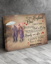 To My Husband DD011604MA Customize Name 24x16 Gallery Wrapped Canvas Prints aos-canvas-pgw-24x16-lifestyle-front-02