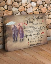 To My Husband DD011604MA Customize Name 24x16 Gallery Wrapped Canvas Prints aos-canvas-pgw-24x16-lifestyle-front-12
