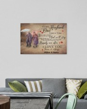 To My Husband DD011604MA Customize Name 24x16 Gallery Wrapped Canvas Prints aos-canvas-pgw-24x16-lifestyle-front-16