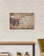 To My Husband DD011604MA Customize Name 24x16 Gallery Wrapped Canvas Prints aos-canvas-pgw-24x16-lifestyle-front-17