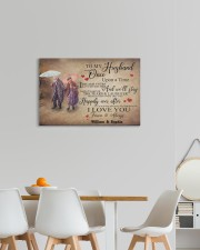 To My Husband DD011604MA Customize Name 24x16 Gallery Wrapped Canvas Prints aos-canvas-pgw-24x16-lifestyle-front-20
