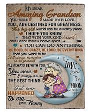 My dear amazing grandson Comforter tile