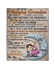 My dear amazing grandson Quilt tile