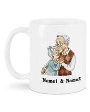 I Marry You DD011314MA Customize Name Mug back