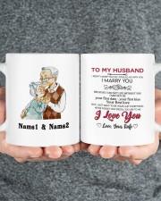 I Marry You DD011314MA Customize Name Mug ceramic-mug-lifestyle-32