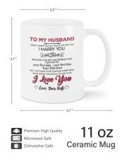 I Marry You DD011314MA Customize Name Mug ceramic-mug-lifestyle-62