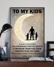 To my kids 2 boys-1 11x17 Poster lifestyle-poster-2