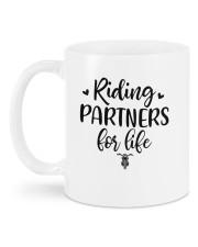 Riding Partners DD010509DH Mug Customize Name Mug back
