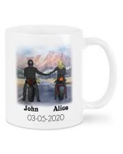 Riding Partners DD010509DH Mug Customize Name Mug front