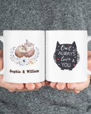 One Always Love A You DD012103MA Customize Name Mug ceramic-mug-lifestyle-32