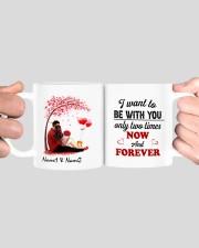 Be With You DD012102DH Customize Name Mug ceramic-mug-lifestyle-41