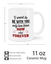 Be With You DD012102DH Customize Name Mug ceramic-mug-lifestyle-62