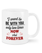 Be With You DD012102DH Customize Name Mug front