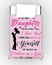 To my daughter believe Comforter - Twin aos-bed-comforters-twin-68x88-lifestyle-front-01