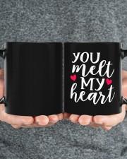 You Meet My Heart HN011303NA Customize Name Mug ceramic-mug-lifestyle-32