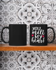 You Meet My Heart HN011303NA Customize Name Mug ceramic-mug-lifestyle-47