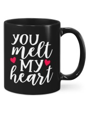 You Meet My Heart HN011303NA Customize Name Mug front