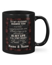 I Love You DD012512MA Customize Name Mug front