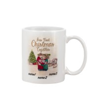 Chritsmas Together 2 Mug Personalize Mug front