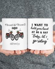 Lets Go Riding DD011102DH Customize Name Mug ceramic-mug-lifestyle-32