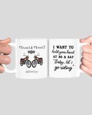 Lets Go Riding DD011102DH Customize Name Mug ceramic-mug-lifestyle-41