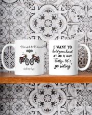 Lets Go Riding DD011102DH Customize Name Mug ceramic-mug-lifestyle-47