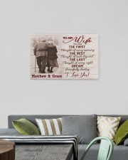 The First DD123008MA Customize Name 24x16 Gallery Wrapped Canvas Prints aos-canvas-pgw-24x16-lifestyle-front-16