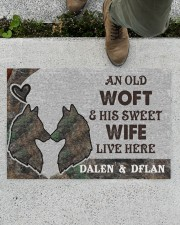 """Live Here DD010415MA Doormat 34"""" x 23"""" aos-doormat-34-x-23-lifestyle-front-01"""