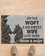 """Live Here DD010415MA Doormat 34"""" x 23"""" aos-doormat-34-x-23-lifestyle-front-02"""