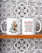 Always And Forever DD011313MA Customize Name Mug ceramic-mug-lifestyle-47