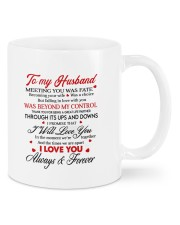 Always And Forever DD011313MA Customize Name Mug front