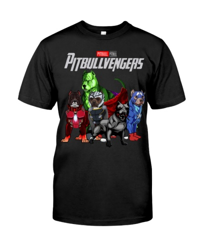 PITBULLVENGERS - LIMITED EDITION
