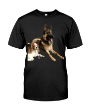 Catherine Stinett Dog Classic T-Shirt front