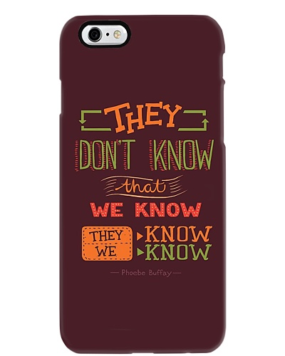 New Collection - They don't know that we know