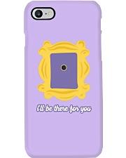 Yellow Purple Door Frame Phone Case i-phone-7-case