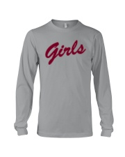 Girls T-Shirt from Friends - Red Long Sleeve Tee thumbnail