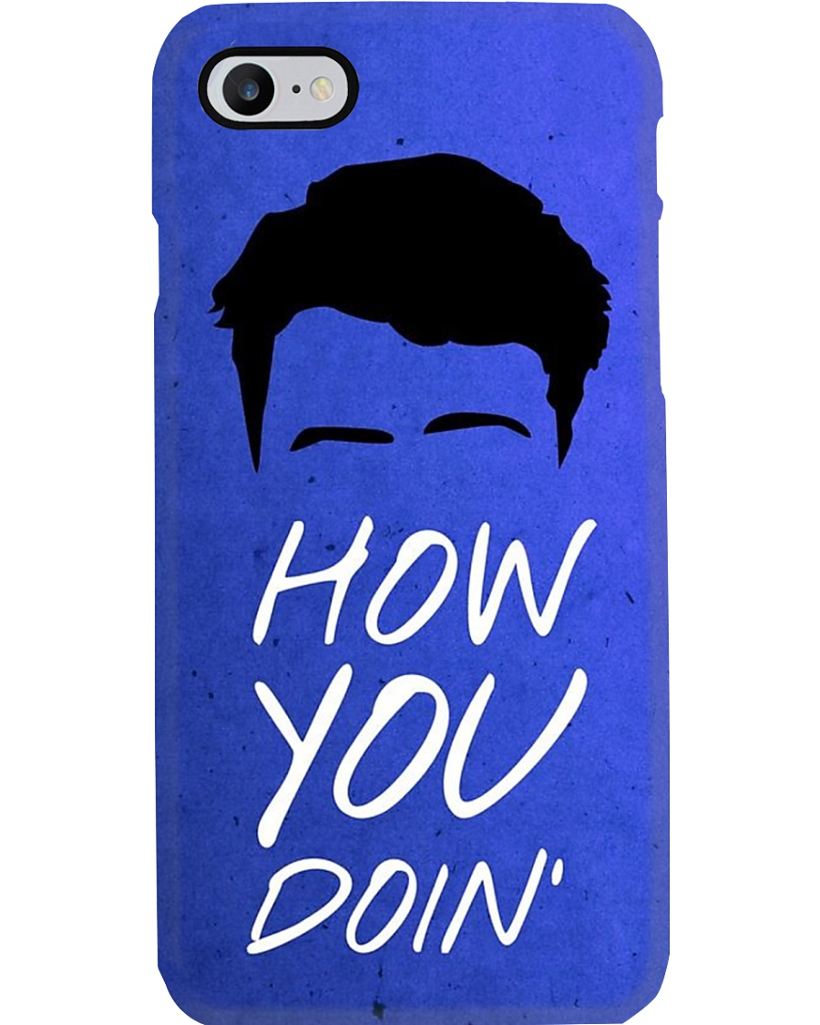 How You Doin' Phone Case