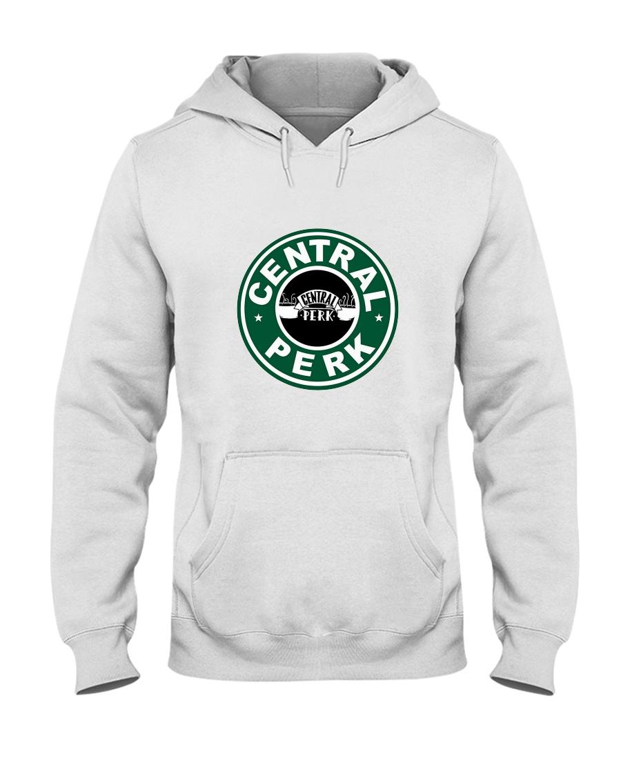Central Perk Hoodies and Shirts Hooded Sweatshirt