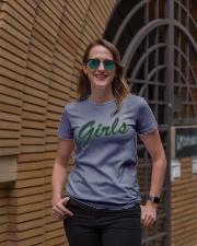 Girls T-Shirt from Friends - Green Ladies T-Shirt lifestyle-women-crewneck-front-2