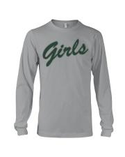 Girls T-Shirt from Friends - Green Long Sleeve Tee thumbnail