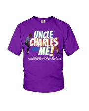 Uncle Charles and Me Youth T-Shirt thumbnail