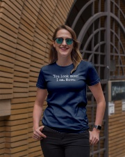 You Look Mean Ladies T-Shirt lifestyle-women-crewneck-front-2
