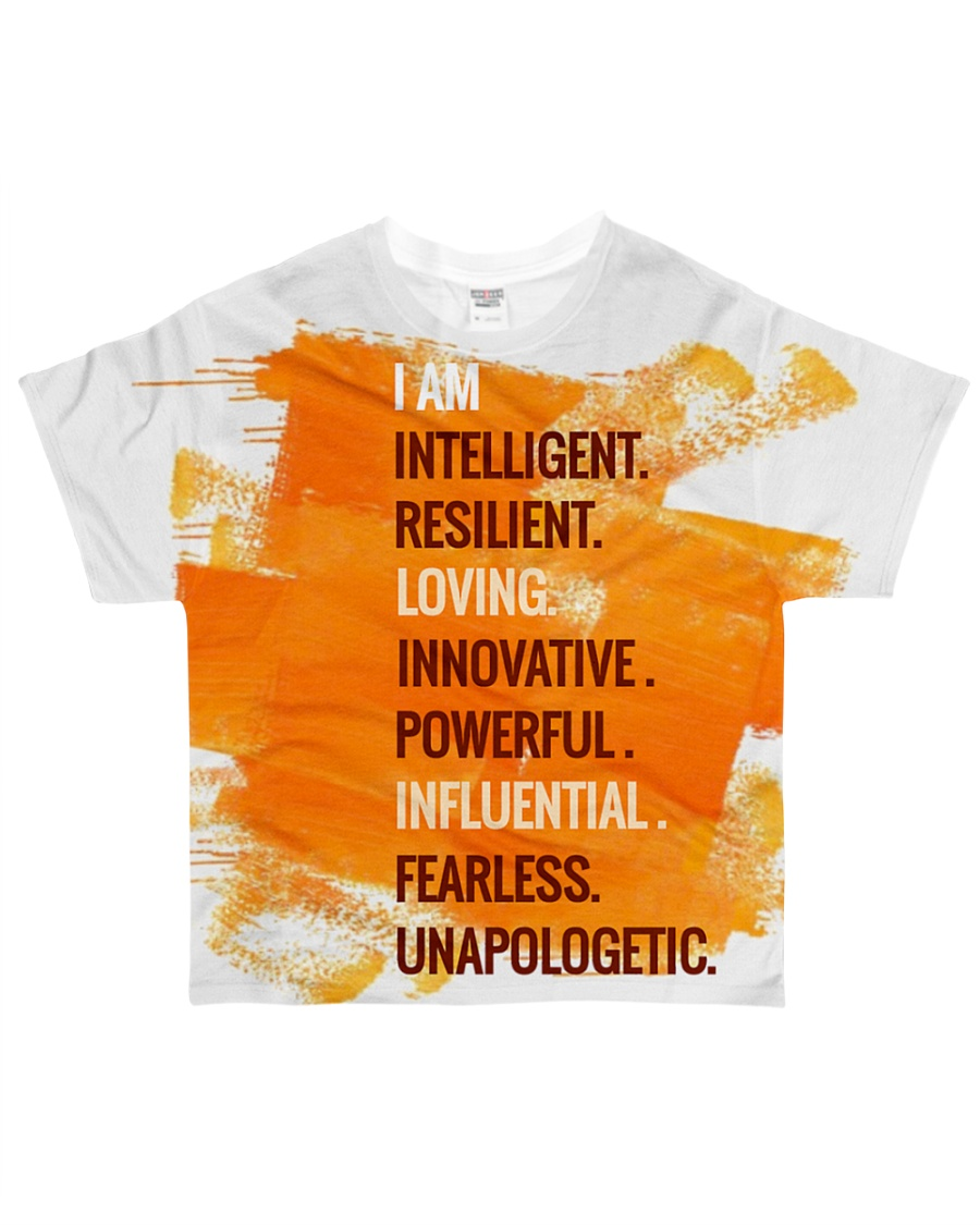 I Am All-over T-Shirt